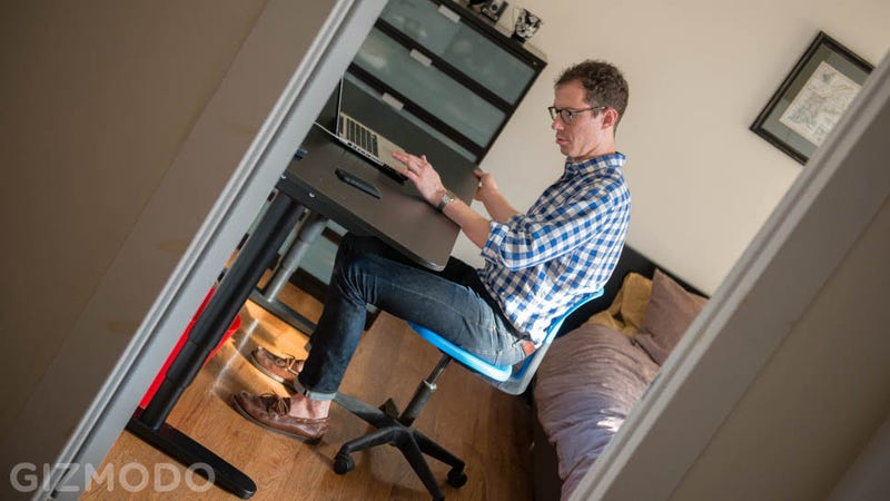 Superior IKEA Sit/Stand Desk Review: I Canu0027t Believe How Much I Like This