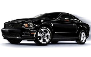 Illustration for article titled 2011 Ford Mustang V6 Gallery