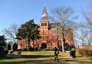 Morris Brown College settles a major debt. (Google)