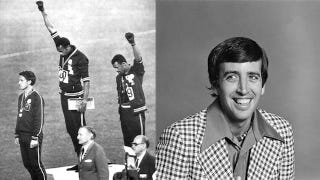 "Illustration for article titled Should Brent Musburger Apologize For Calling John Carlos And Tommie Smith ""Black-Skinned Storm Troopers"" 44 Years Ago?"