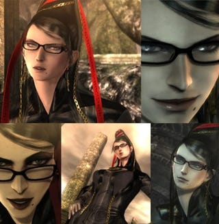 Illustration for article titled All About Bayonetta's Face
