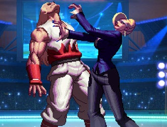 Illustration for article titled KoF XII - Getting To Know Elisabeth And Mature