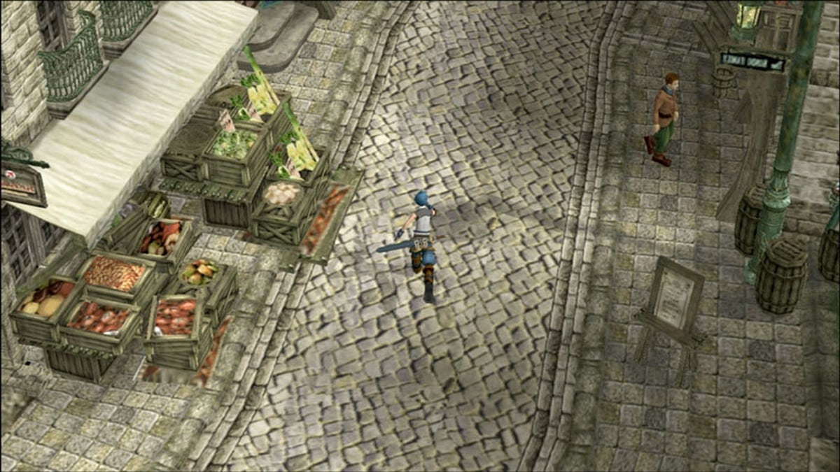 Star Ocean: Till the End of Time Director's Cut Is Getting An HD
