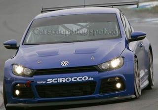 Illustration for article titled Volkswagen Builds 300 HP Scirocco For Nürburgring 24-Hour Race