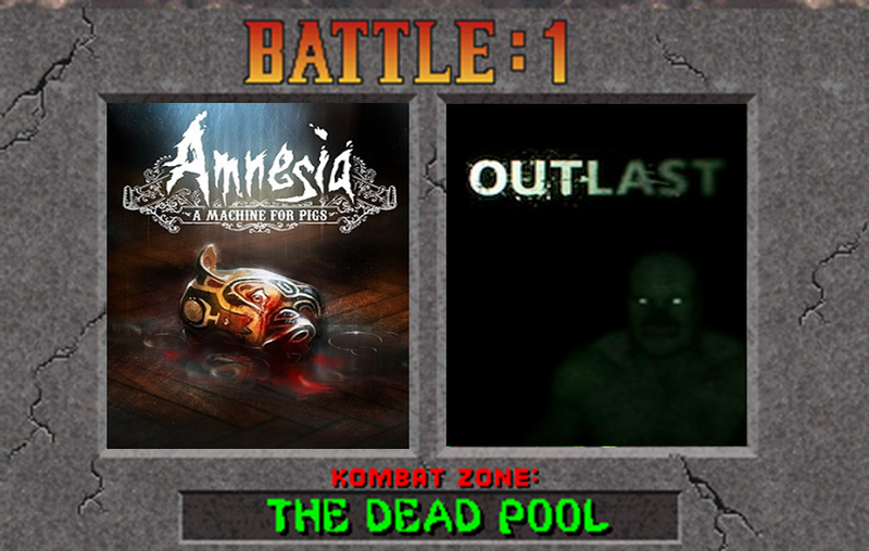 Illustration for article titled Amnesia: A Machine For Pigs vs. Outlast: The Comparison We Had To Make