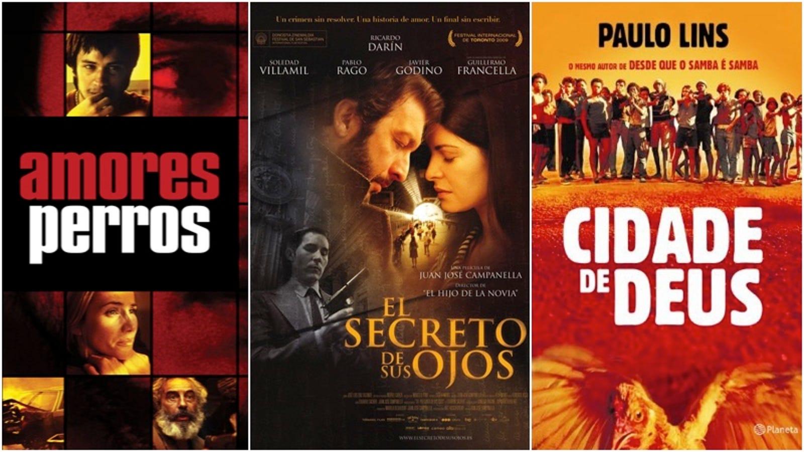 La mejor película de cada país de Latinoamérica, según el ránking de IMDb