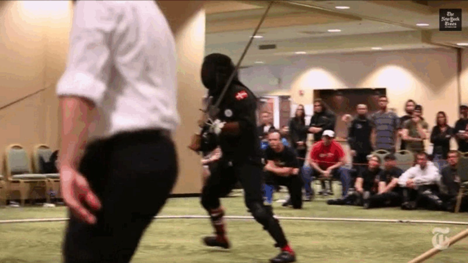 Here's Why Longsword Fighting Is Now A Popular Sport