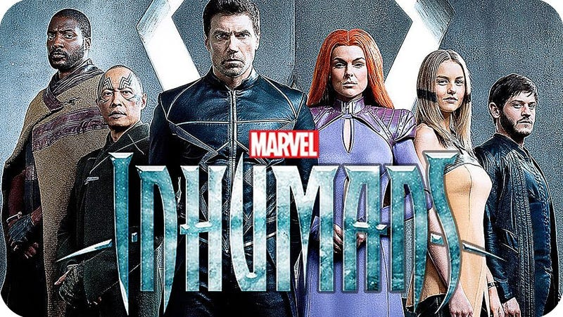 Illustration for article titled Inhumans Season Premiere One-Off Reaction Thread