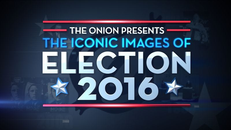 Illustration for article titled The Onion is running an election special on Fusion