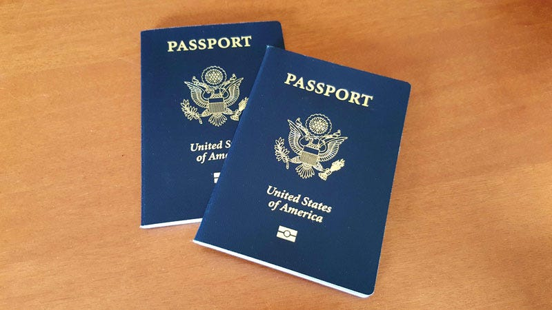 Illustration for article titled Request a Duplicate Passport If You Travel Internationally Often