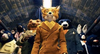 Illustration for article titled Critics Are Wild About Fantastic Mr. Fox