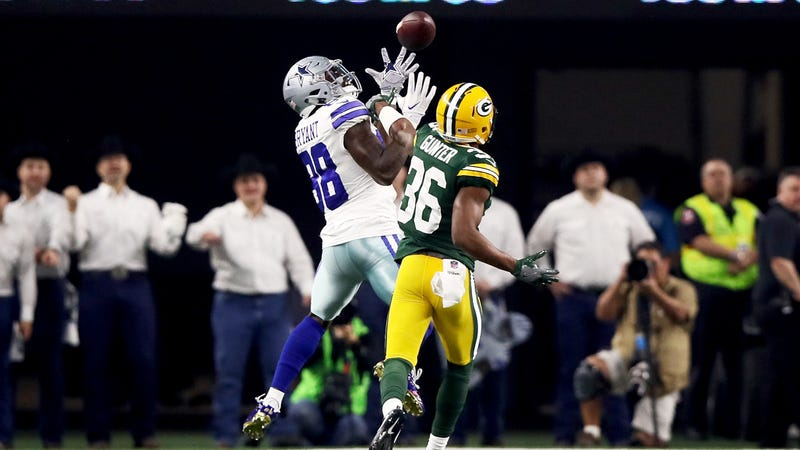 Illustration for article titled Report: Dez Caught It