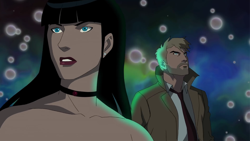 Illustration for article titled Our First Look at the Next DC Animated Movie, Justice League Dark
