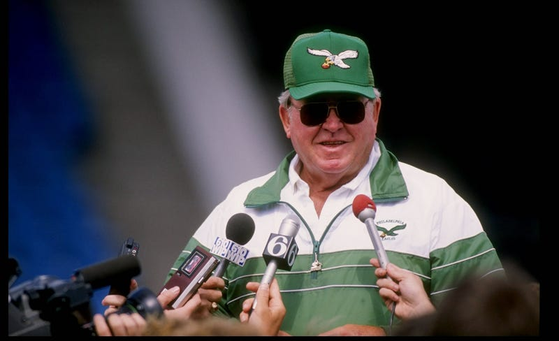 Illustration for article titled Buddy Ryan Was Philadelphia's Winningest Coach Who Never Won