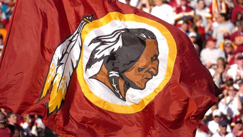 Illustration for article titled Report: Redskins' Name Only Offensive If You Think About What It Means