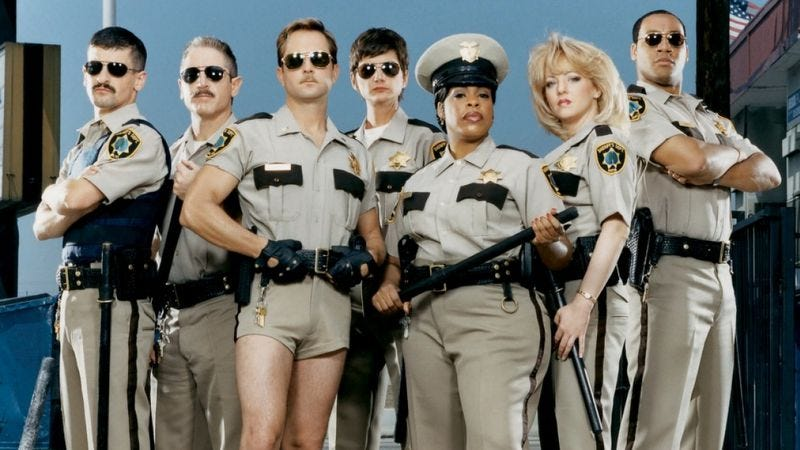 Illustration for article titled Reno 911!: Episode 508
