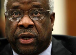 Clarence Thomas (Getty Images)