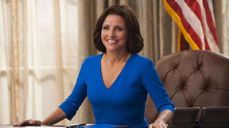 Illustration for article titled Veep is as commanding as ever in its excellent fifth season