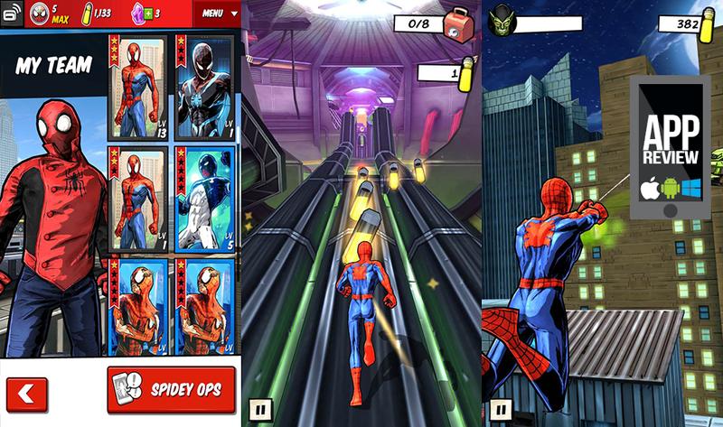 free game spider man