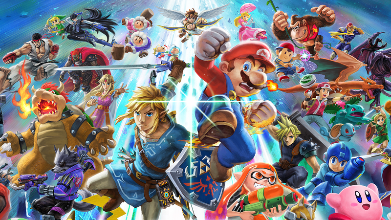 Illustration for article titled Smash Bros. Fans Are At War Over Whether The Latest Rumors Are True