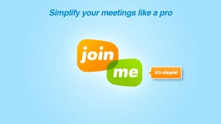 Illustration for article titled Simplify Your Meetings with Simple Screen Sharing at join.me.