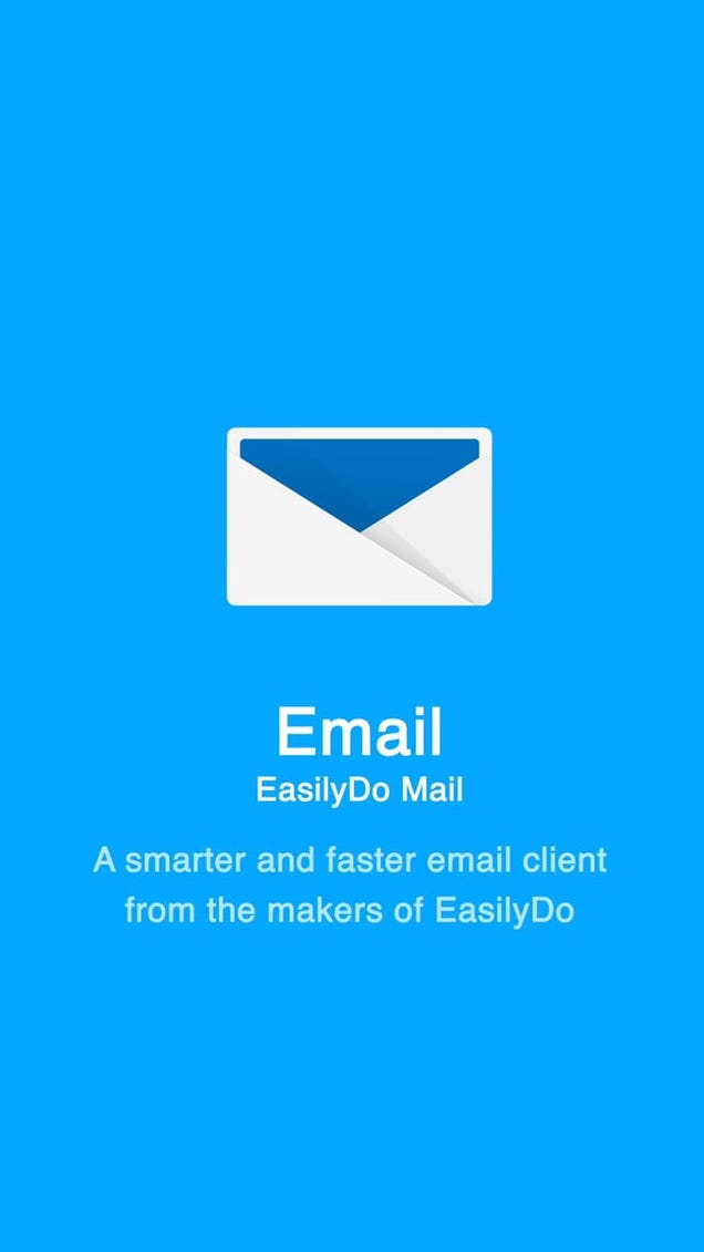 EasilyDo Mail Automatically Organizes Your Email Into Common Sense Categories