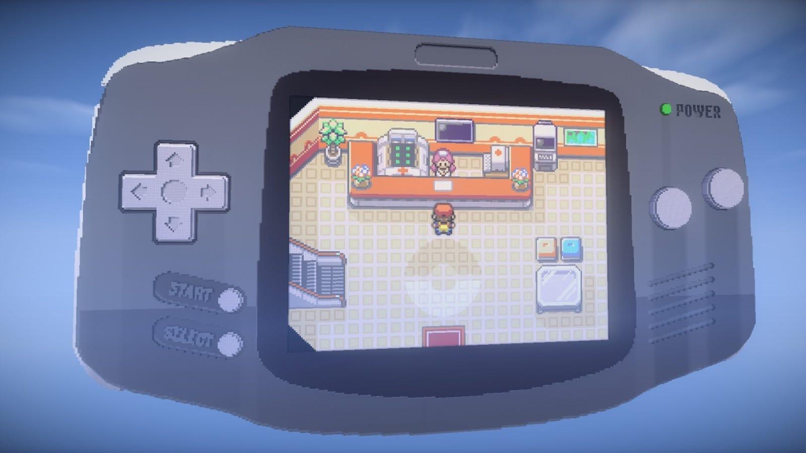 Un genio de Minecraft crea un mapa con el que se puede jugar a Pokémon sin trucos ni mods