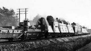 Poland Is Pretty Convinced It Found A Buried Nazi Train, Maybe Full Of Gold