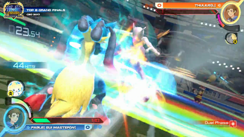 Illustration for article titled ThePokémonCompany Is Changing Player Names OnPokkén TournamentStreams