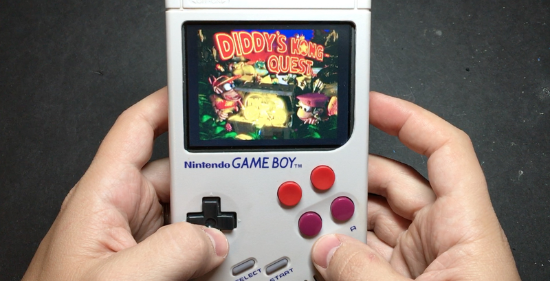 Thousands Of Modders Are Re-Inventing The Game Boy