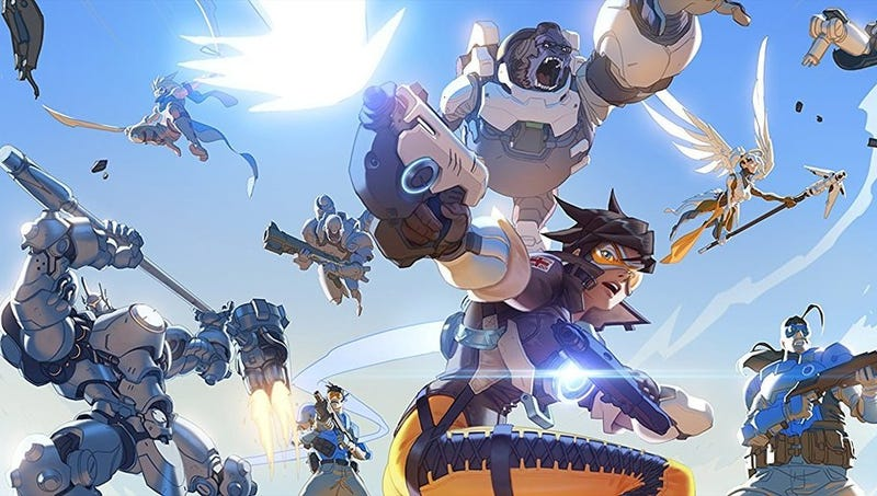 Illustration for article titled An Overwatch Battle Royale Mode Would Be Tricky To Make, Jeff Kaplan Says