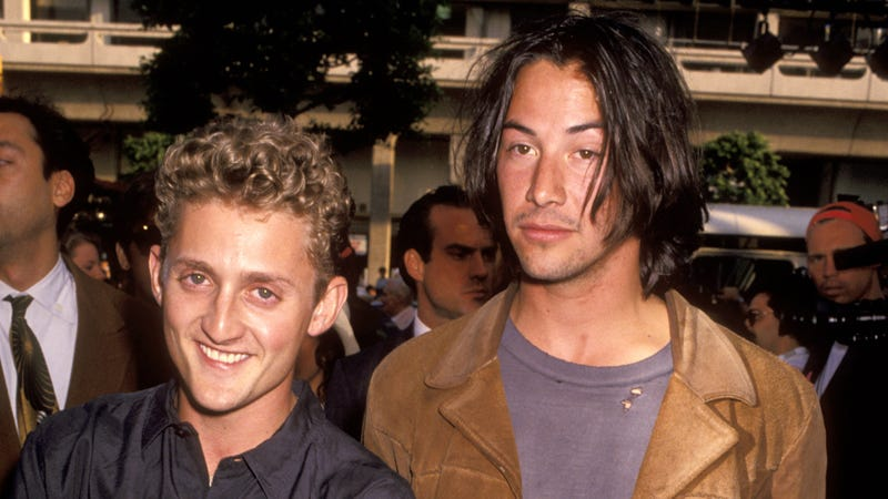Illustration for article titled The new Bill & Ted movie is really happening, dudes