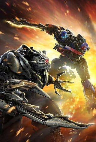 Illustration for article titled The Transformers 2 Megatron Mega-Controversy Officially Settled At Last!