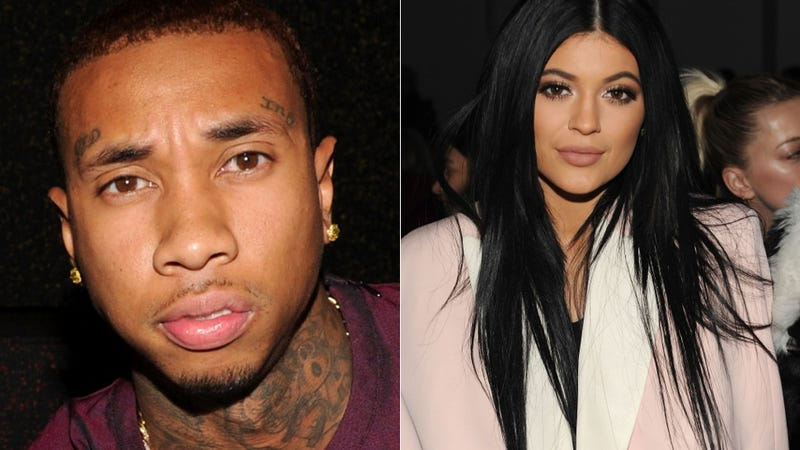 Illustration for article titled Tyga on Kylie Jenner: 'I'm Not Doing Anything Disrespectful'