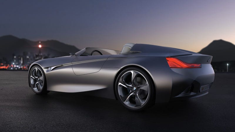 Illustration for article titled BMW Vision ConnectedDrive Gallery