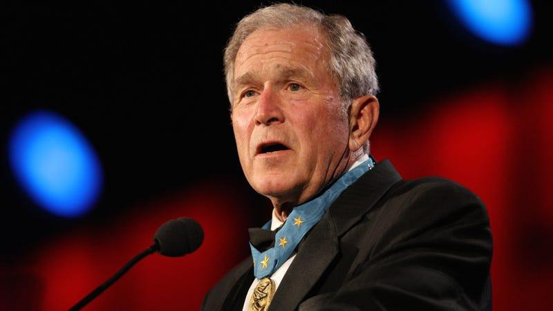Illustration for article titled Former Bush Assistant Thinks Bush Deserves More Credit for Helping NOLA Recover