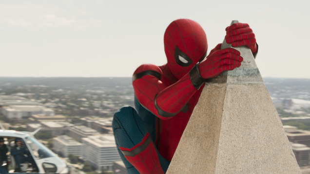 The Chameleon might be the bad guy in Spider-Man: Far From Home, but the evidence is pretty thin