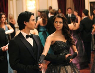 "Illustration for article titled Vampire Diaries Episode 14 ""Dangerous Liaisons"" Promo Pics"