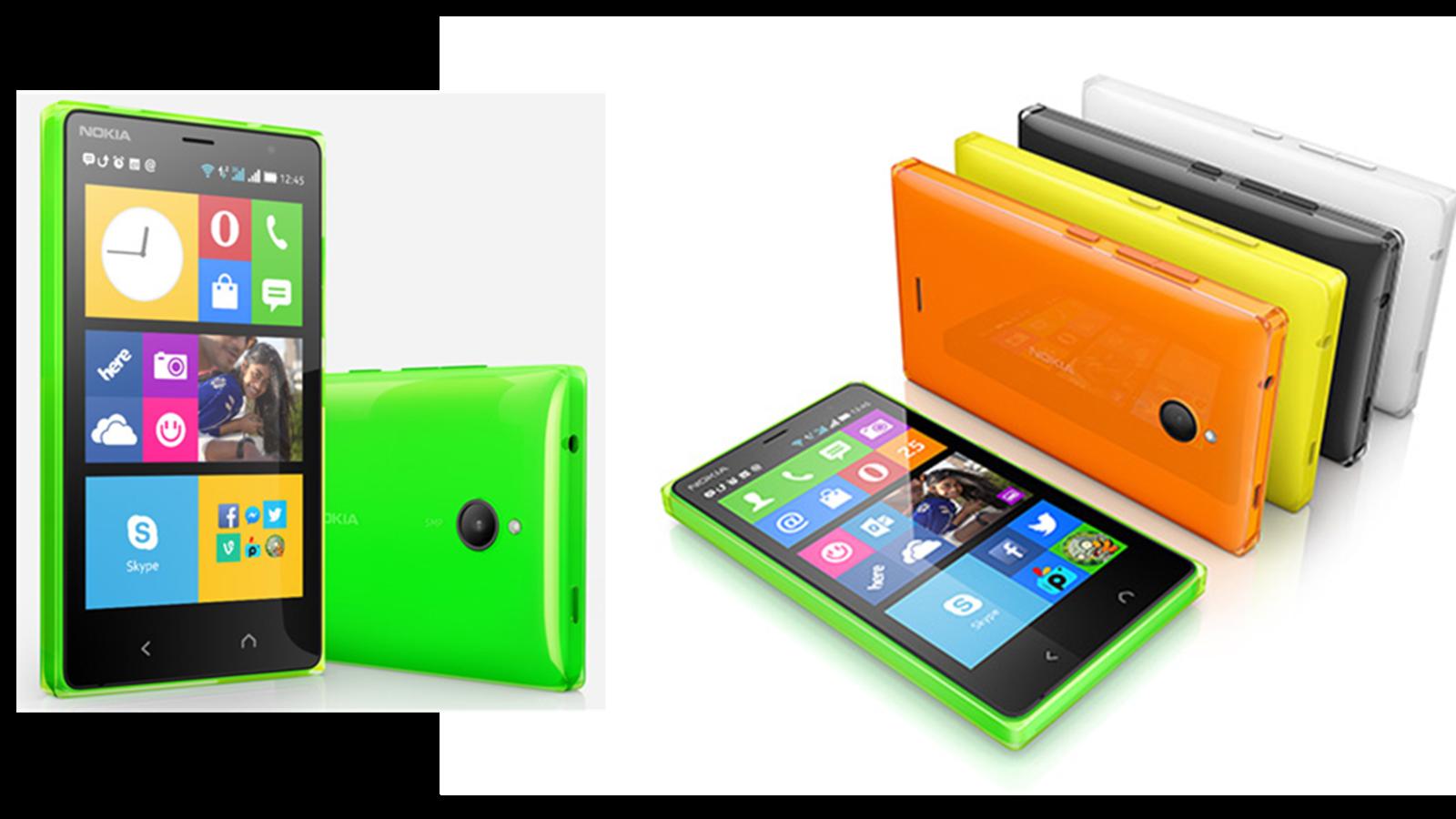 Nokia X2, el nuevo smartphone Android de Microsoft por solo €115/$135