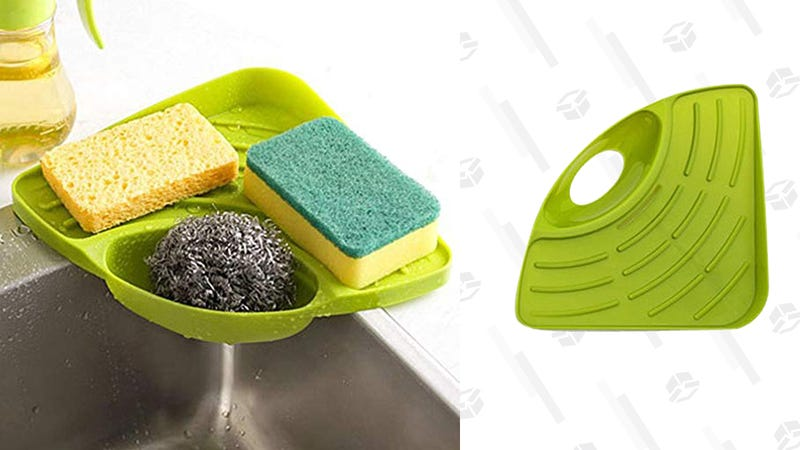 Tloowy Sponge Holder | $4 | Amazon | Clip the 20% off coupon
