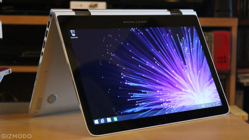 Illustration for article titled HP's Spectre x360 Might Be The Best Transforming Laptop I've Ever Seen