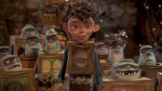 Illustration for article titled The Directors and Star Explain the Heart and Soul of The Boxtrolls