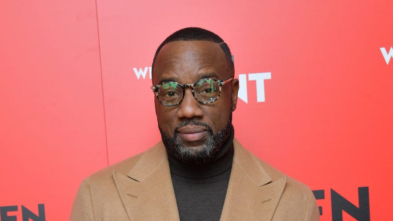 Malik Yoba attends the New York special screening of Paramount Pictures' film 'What Men Want' on February 4, 2019, in New York.