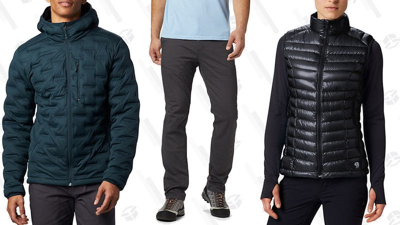 65% Off Original Price on Select Items | Mountain Hardwear | Promo code MHWAUG65