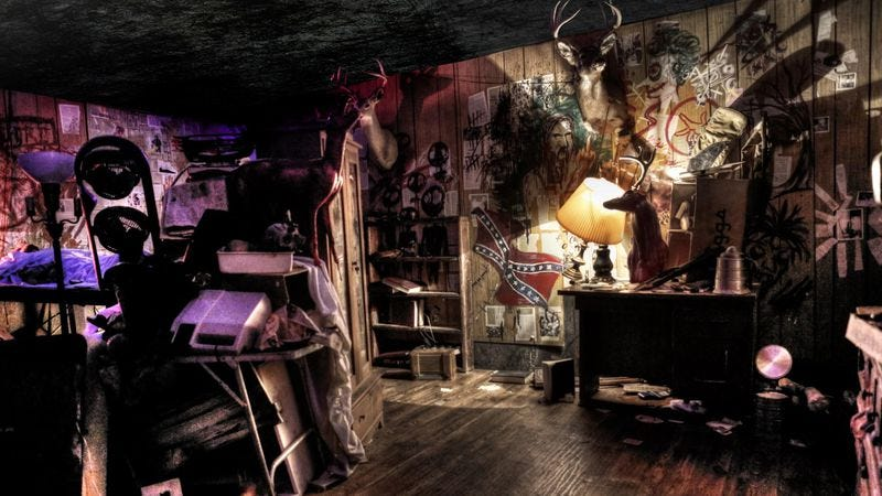 """The """"Otis Room"""" in Rob Zombie's Great American Nightmare"""