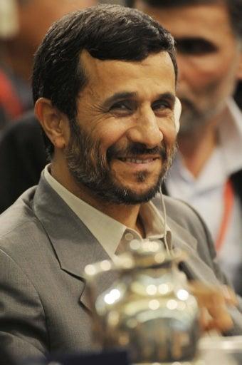 Illustration for article titled Ahmadinejad Wins Iranian Presidental Election