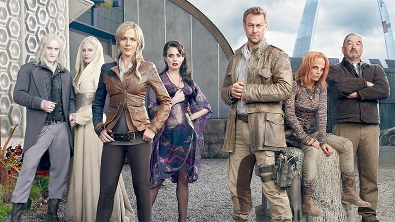 Illustration for article titled Defiance The Show Gets A Season Two. That's Not Good For Me.