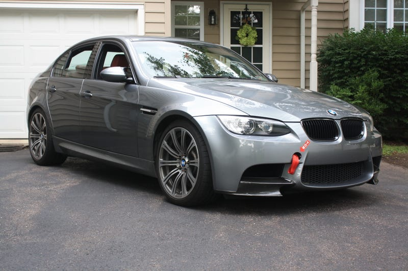 Bmw E90 M3 The Oppositelock Review