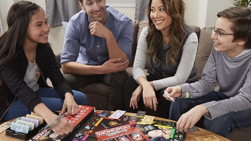 $3 off Monopoly | Amazon | Discount shown at checkout