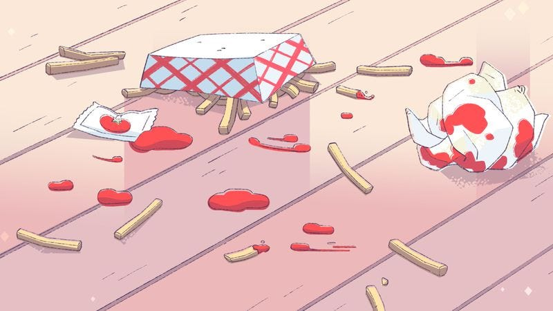 Illustration for article titled Steven Universe stops a delicious feud